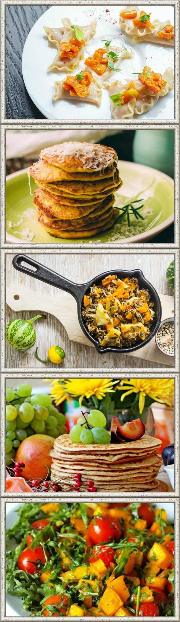 Что приготовить из тыквы. 15 вариантов несложных блюд