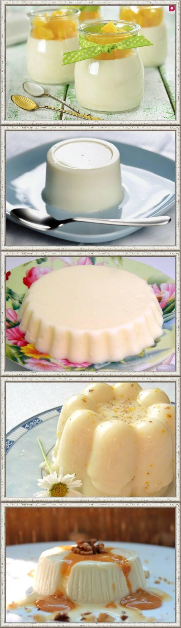 Суфле из сметаны с желатином для торта рецепт пошагово