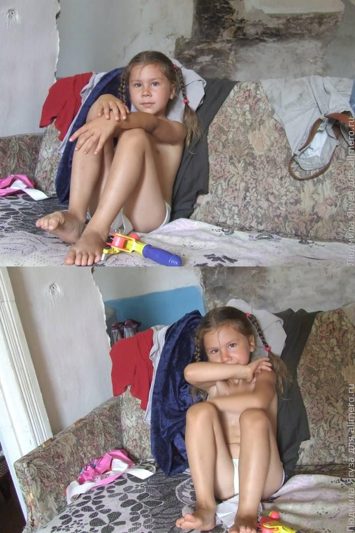 Чистота в квартире и ребенок
