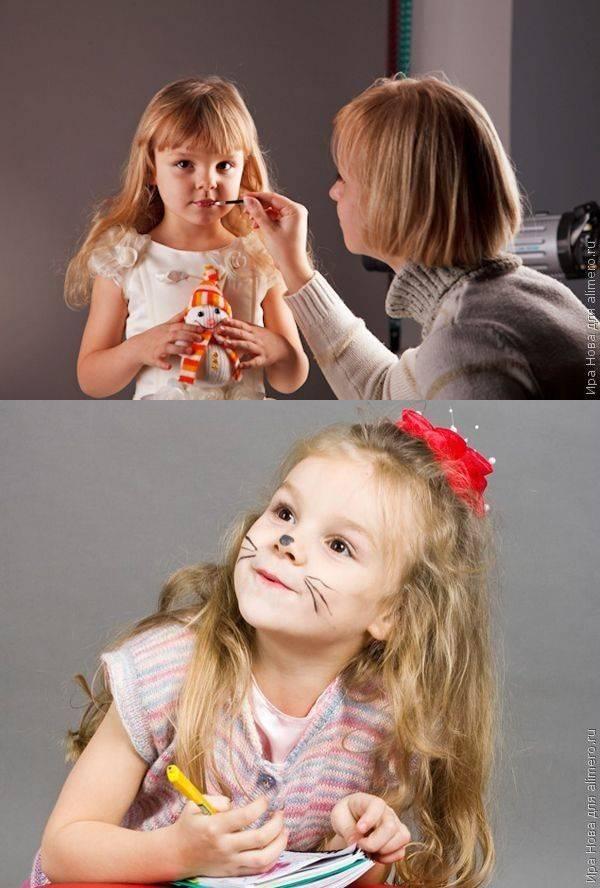 Косметика для маленьких девочек
