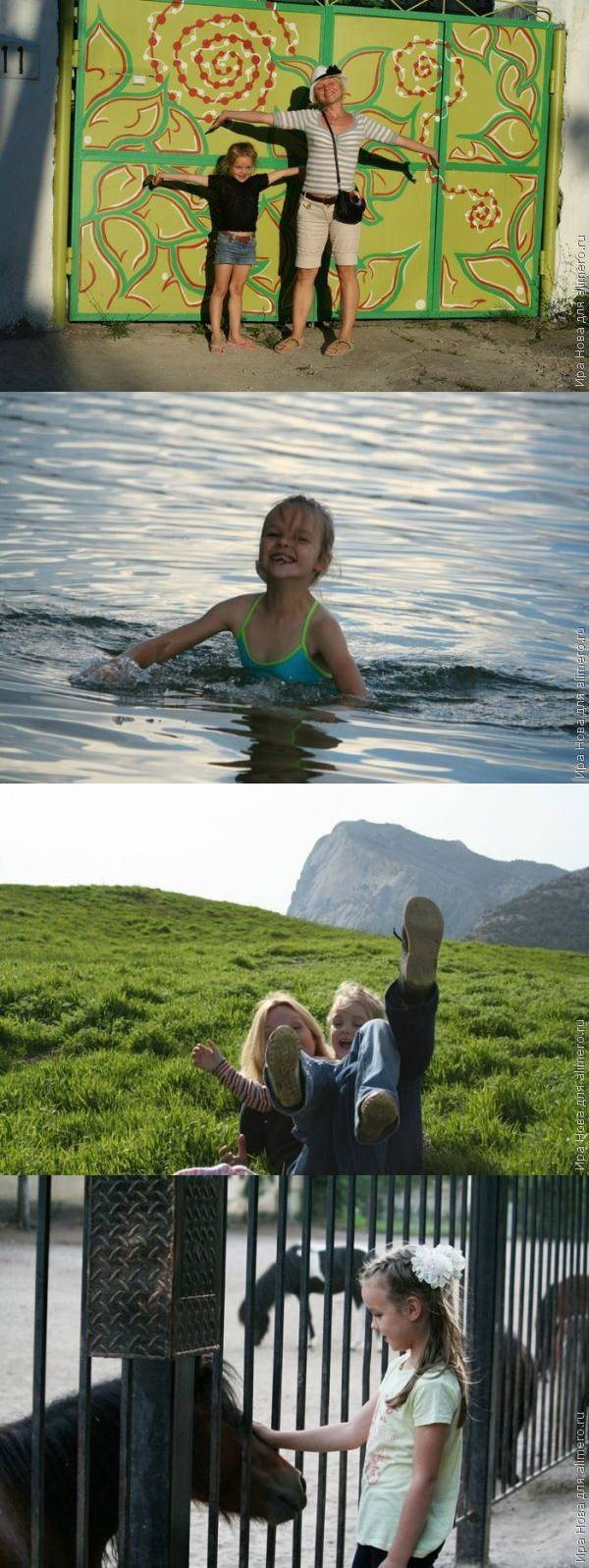 Куда и когда повести ребенка за впечатлениями
