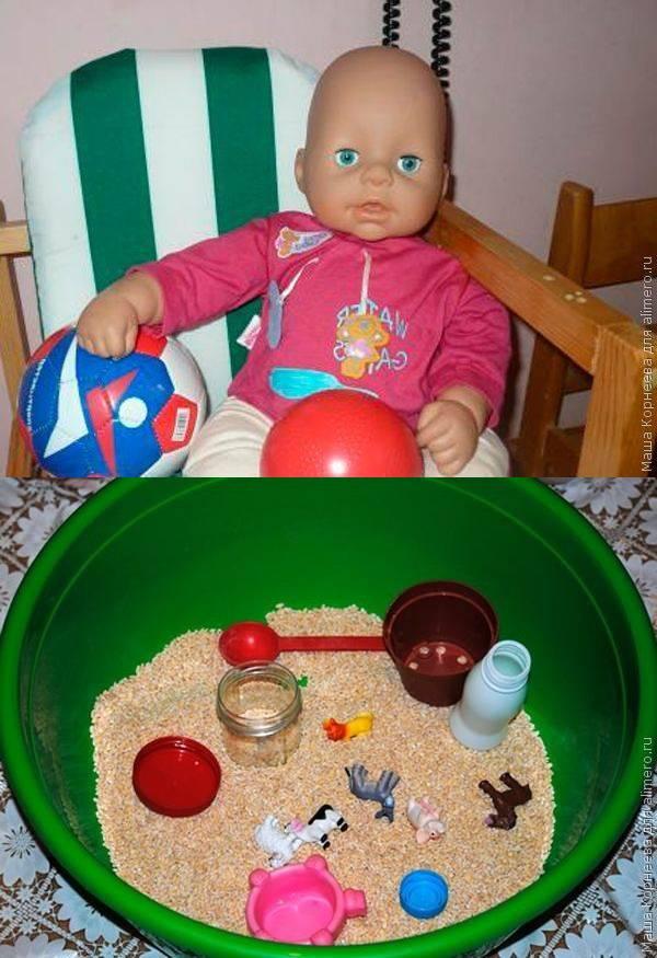 Развивающие игры дома для ребенка 2 лет