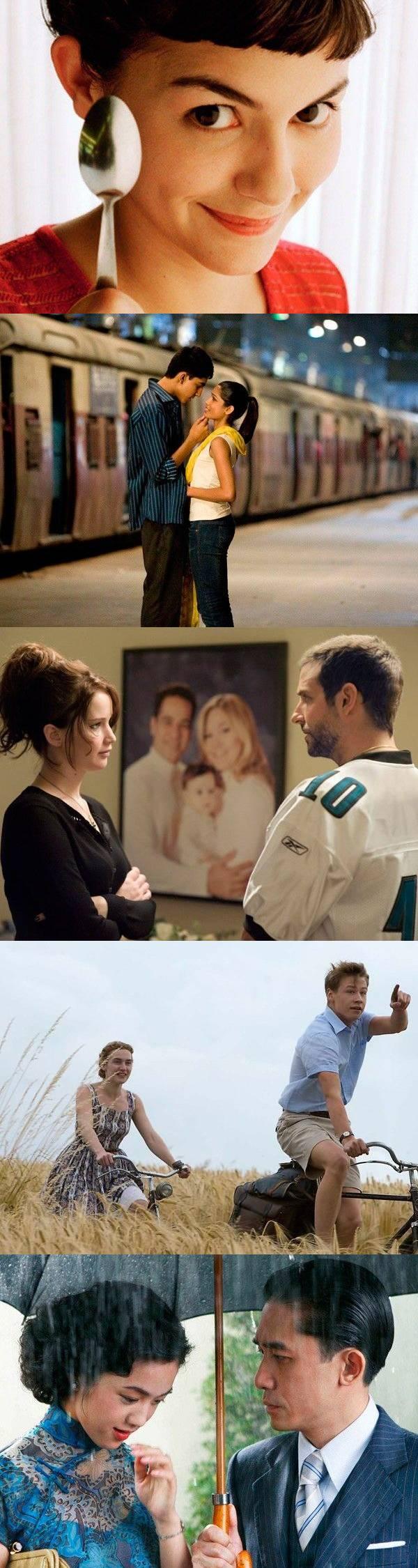 Необычные фильмы о любви, которые стоит посмотреть