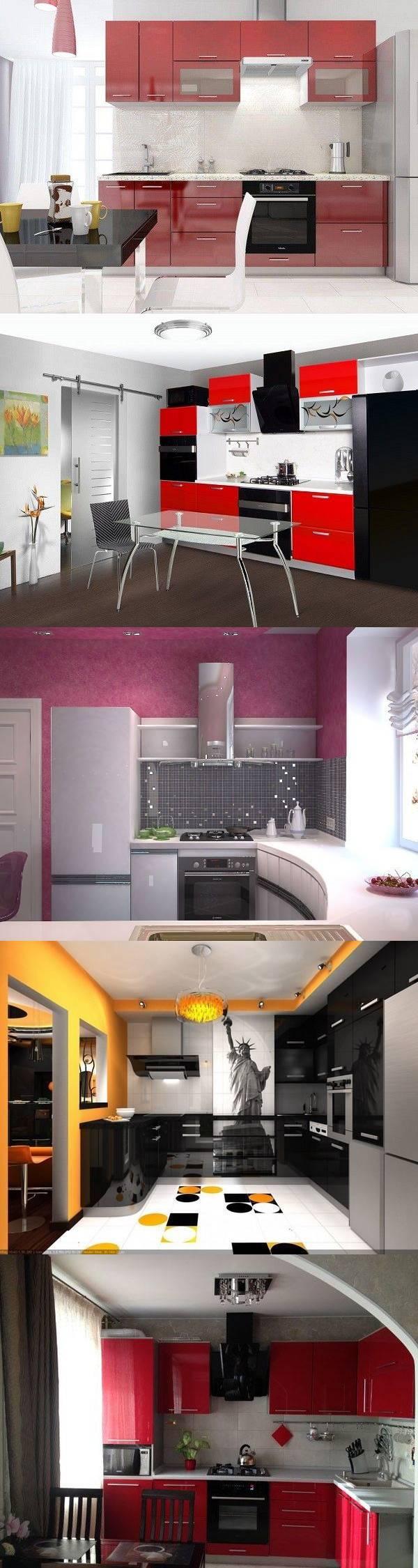 Кухня в стиле хай-тек — 26 идей