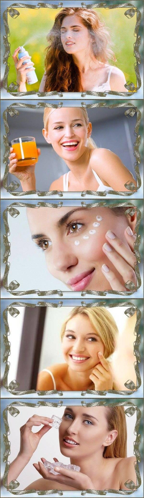 Красивая кожа лица — 15 советов по уходу