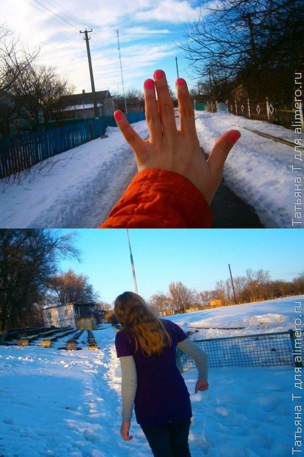 Уход за кожей и волосами зимой