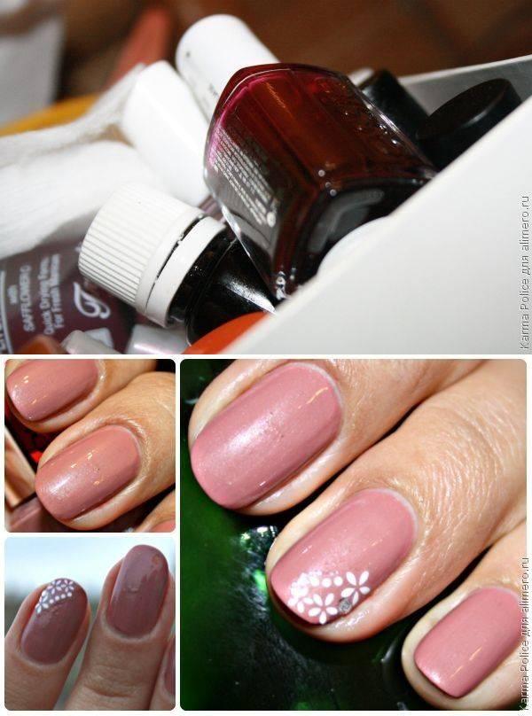 «Газированные ногти» – 9 причин