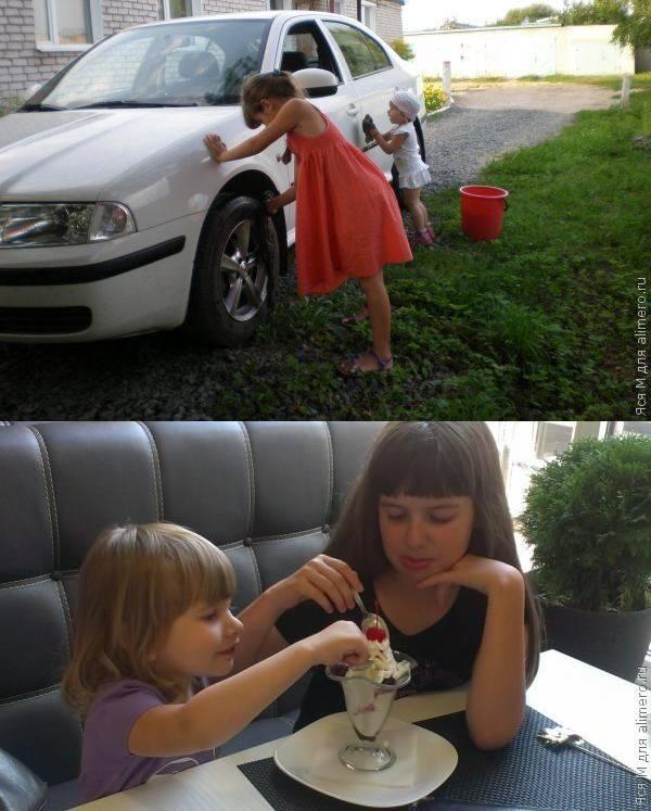 Чему я хочу научить своих  дочерей