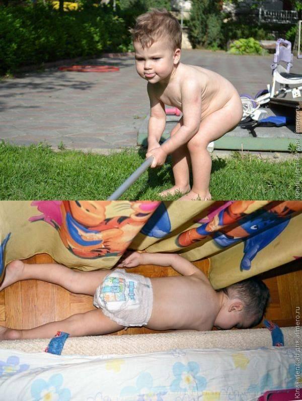Как приучить ребенка к горшку. Мои рекомендации