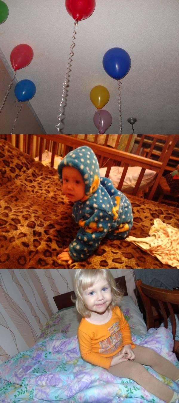 Как я отучила годовалого ребенка спать в нашей кровати