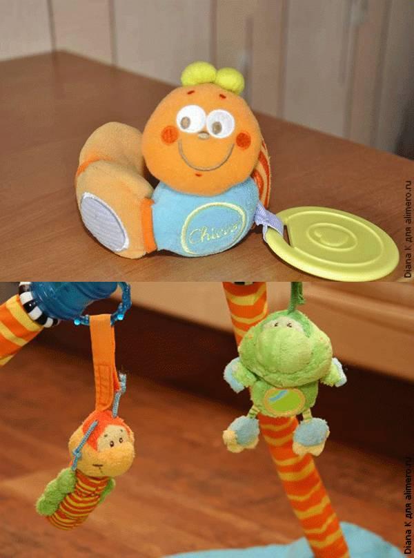 Какие игрушки нужны ребенку до года