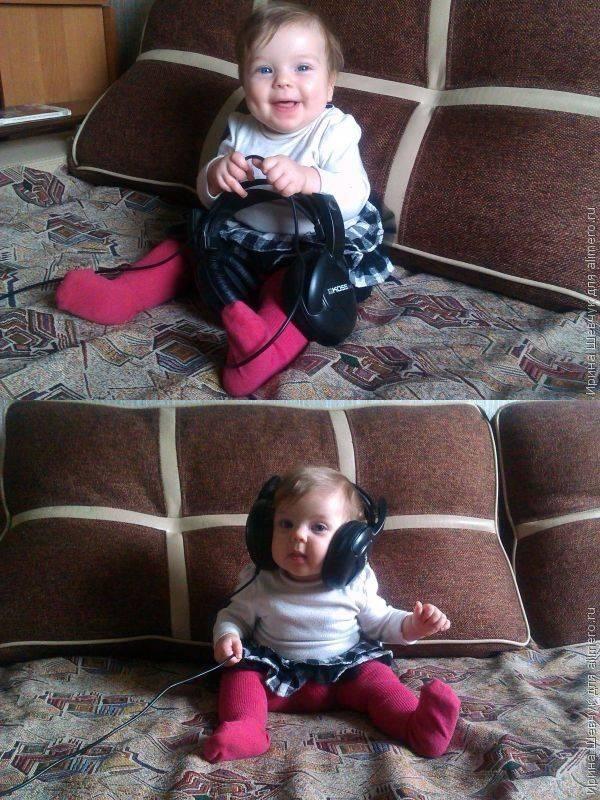 Музыка и младенец