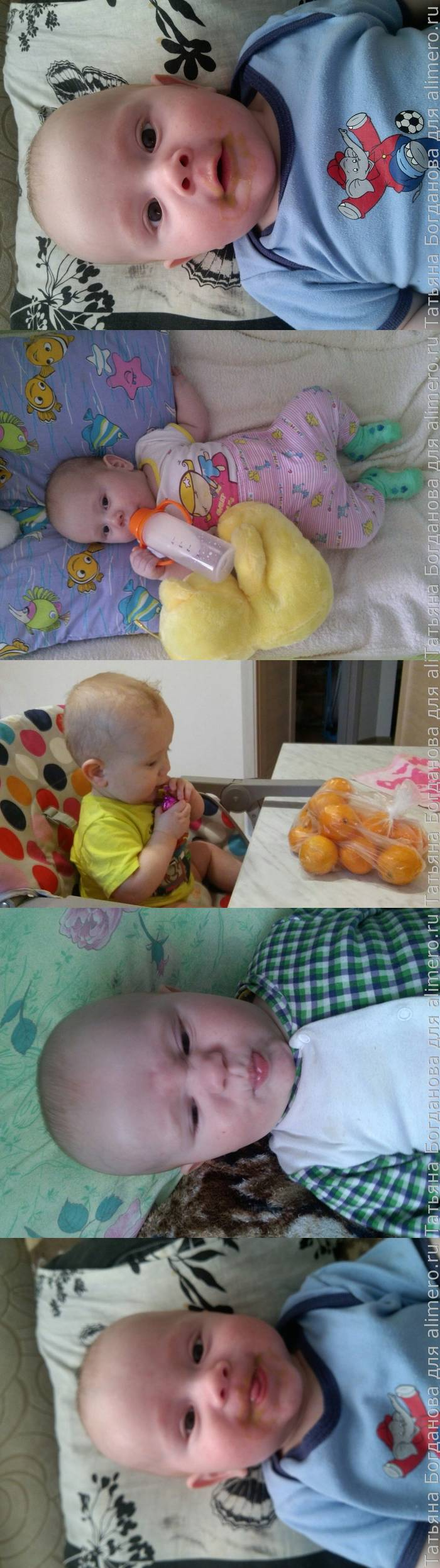 Первый прикорм малыша. Мой опыт