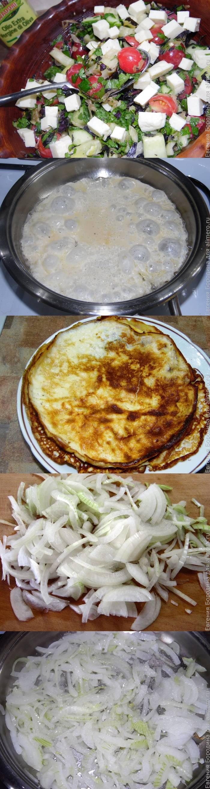 Салат со свининой пошаговый рецепт