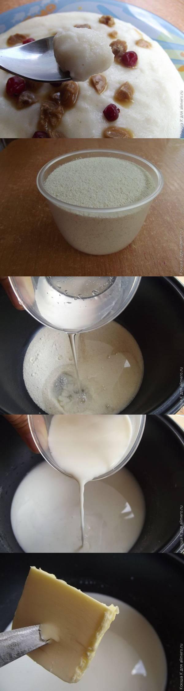 Молочная каша в мультиварке поларис рецепты пошагово