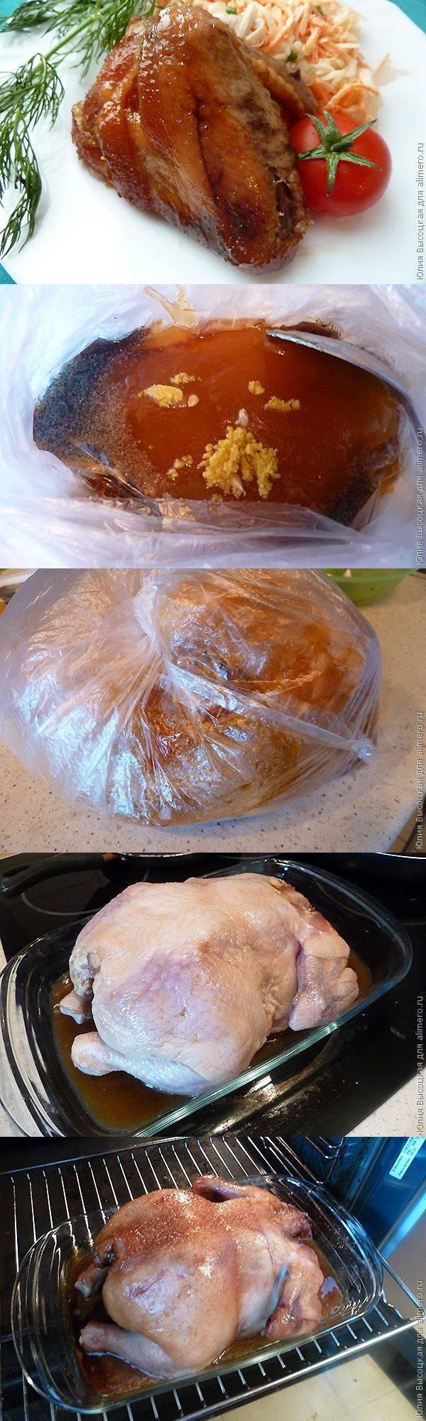 Кисло сладкий маринад для курицы рецепт