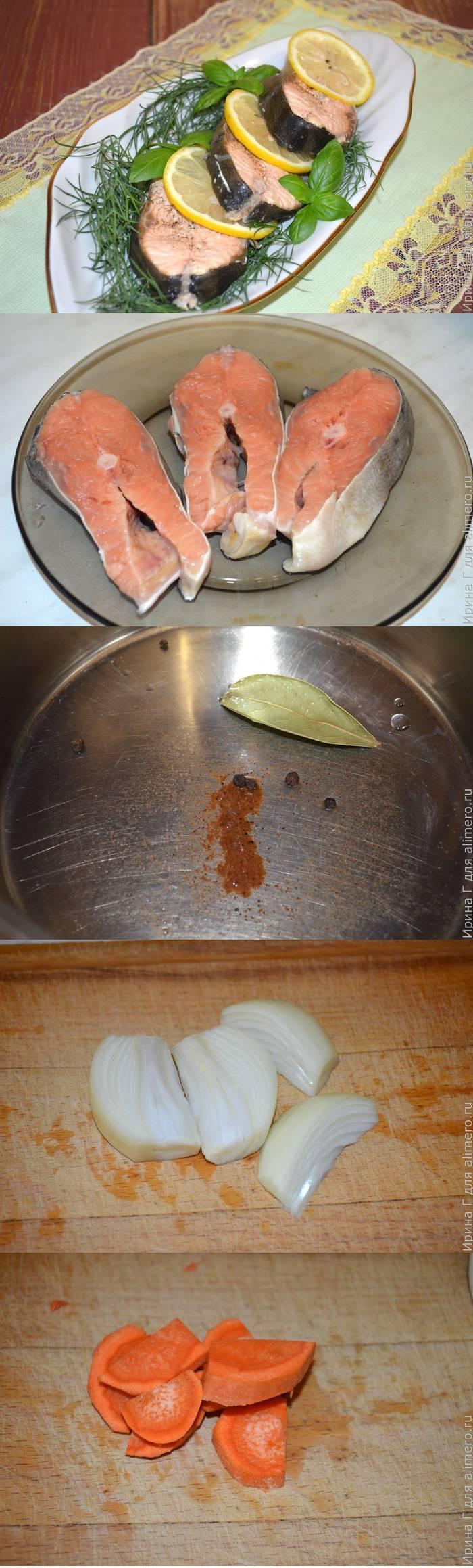 Рецепт ухи из зубатки пошагово