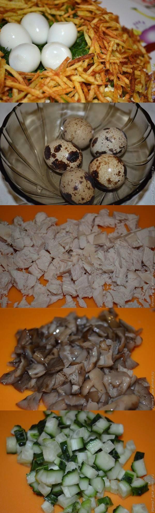 Что приготовить из перепелиных яиц рецепт пошагово
