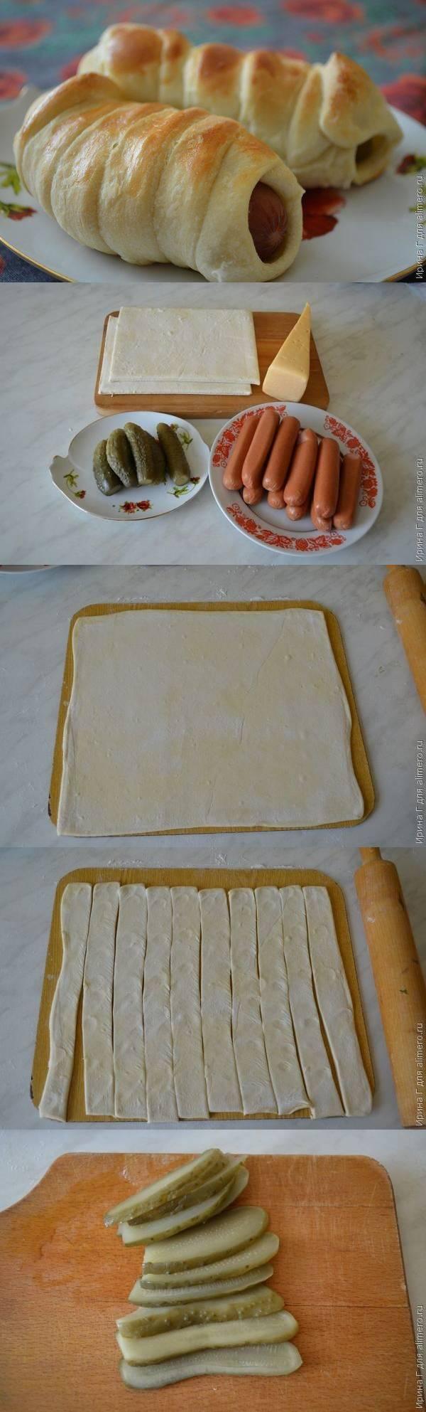 Слоеное тесто быстрого 65