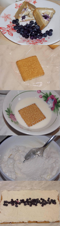 Пошаговые рецепты выпечки из печенья