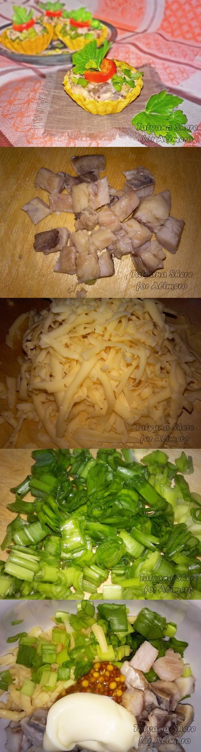 Селедка в горчичной заливке рецепт пошагово в