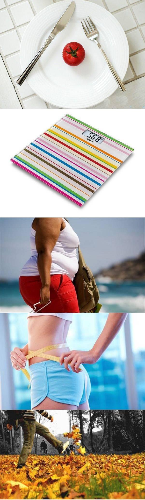 16 мифов о похудении
