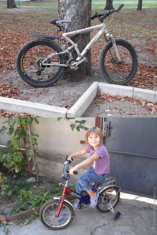 Худею на велосипеде. Или -10 кг за 3 месяца!