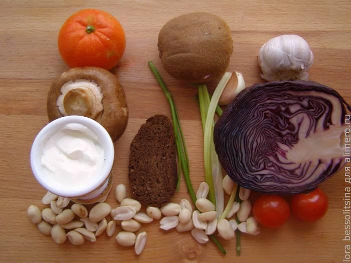 Раздельное питание: плюсы и минусы