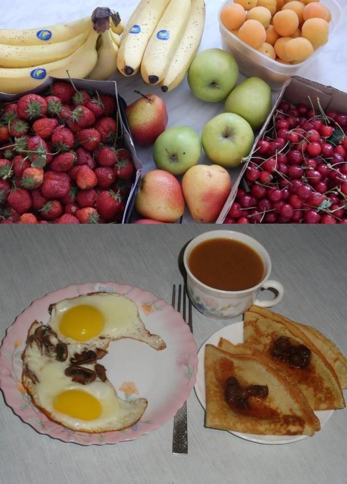 Завтраки, которые помогают мне худеть