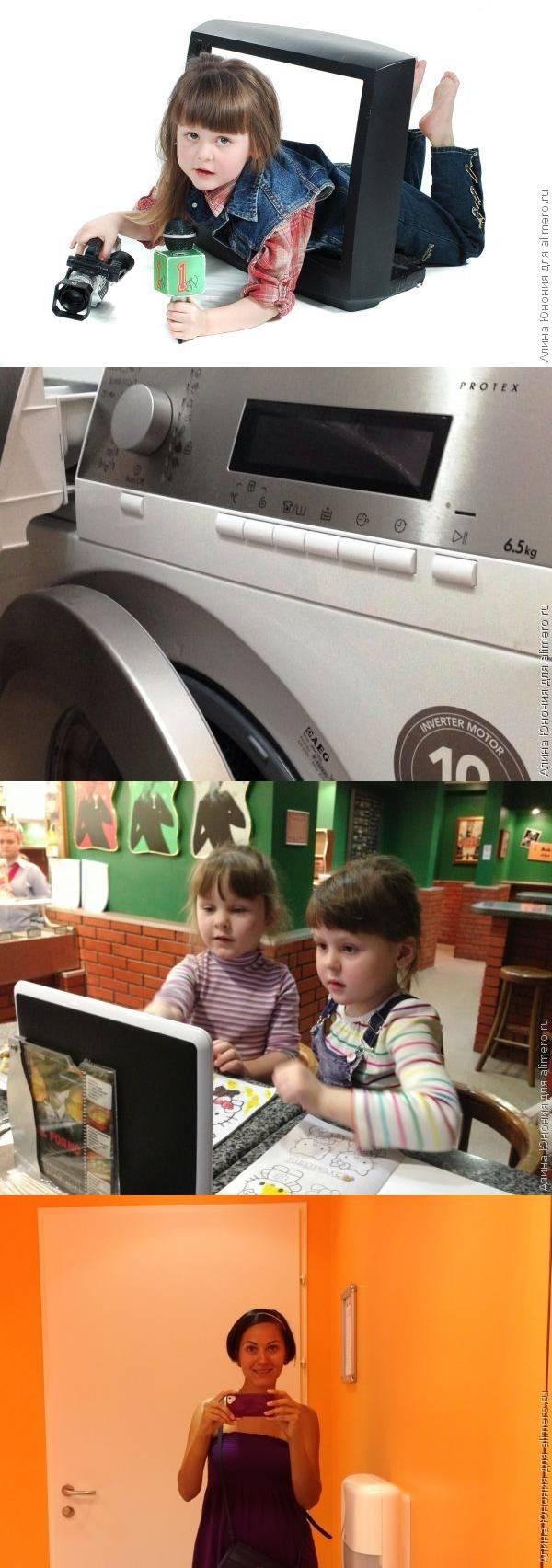 Технические новинки на службе у мамы
