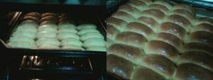 Пирожки с маком Апельсиновый сон