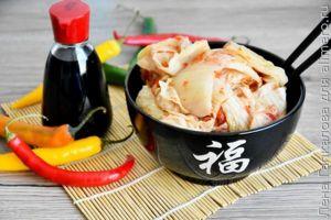 Традиционная корейская закуска