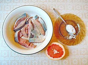 рецепт салат с тунцом тушка рыбы