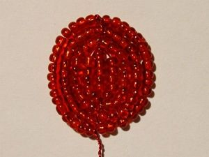 Схема плетения фиалок из бисера фото 57