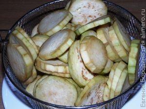 Рецепт баклажаны с фаршем на сковороде