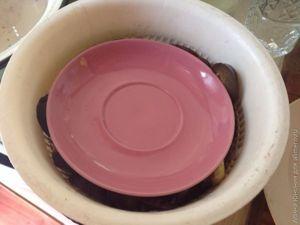 Пикантная закуска из баклажанов