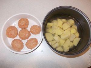 Куриные котлетки на пару диетические, рецепты с фото