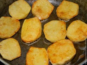 Картофельная закуска Советская