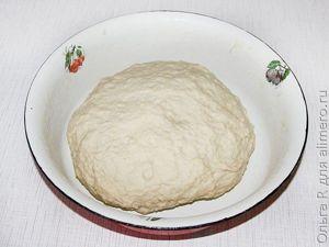 Пирожки с начинкой из куриной печени