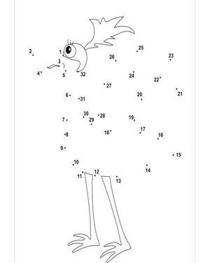 Если ваш ребенок впервые рисует по точкам, предложите ему делать это простым карандашом. Приучайте ребенка не давить на карандаш и делать плавные линии.