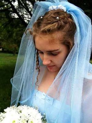 Самые неудачные свадебные прически