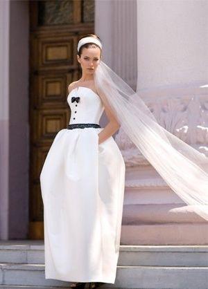 Креативное свадебные платья фото