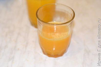 Желе из тыквы с апельсином - рецепт пошаговый с фото