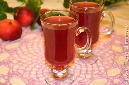 Ягодный кисель - рецепт пошаговый с фото