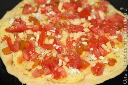 Как сделать бездрожжевое тесто для пиццы 468