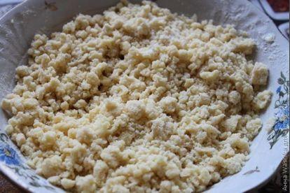 Пирог кухен - рецепт пошаговый с фото
