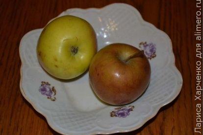 Печенье с яблоками и корицей - рецепт пошаговый с фото