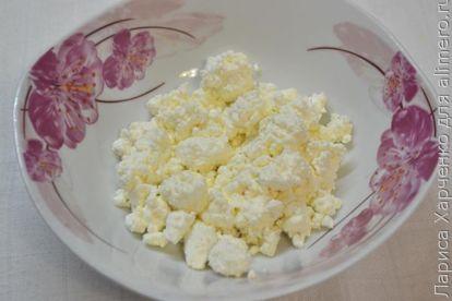 Гренки с творогом и яйцом - рецепт пошаговый с фото