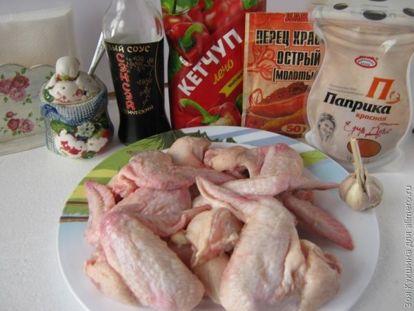Куриные чупа-чупсы на Хэллуин - рецепт пошаговый с фото