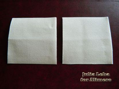 Как выбрать размер канвы для вышивки